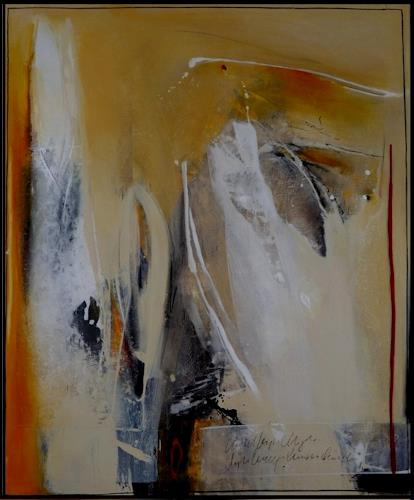 maria kammerer, Zarte Versuchung!, Abstract art, Modern Age