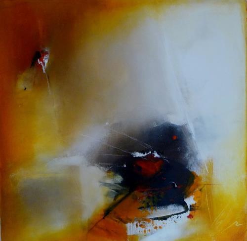 maria kammerer, Sonnenschein 3, Abstract art, Modern Age, Expressionism
