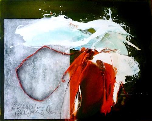 maria kammerer, Wassertanz, Abstract art, Modern Age, Expressionism