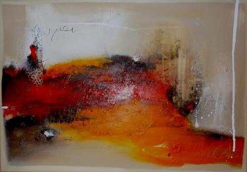 maria kammerer, ein neuer Tag!, Abstract art, Modern Age