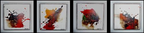 maria kammerer, Liebe-Glück-Hoffnung-Freundschaft, Abstract art, Modern Age