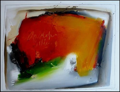 maria kammerer, Geheimnis, Abstract art, Modern Age, Expressionism
