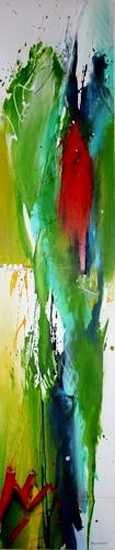 maria kammerer, Abgehoben 2, Abstract art, Abstract Art