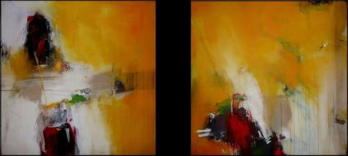 maria kammerer, Sehnsucht, Abstract art, Modern Age