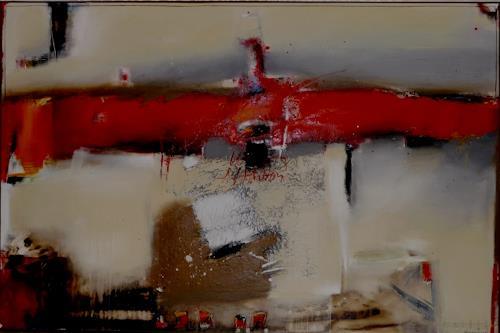 maria kammerer, den Horizont erweitern!, Abstract art, Abstract Art