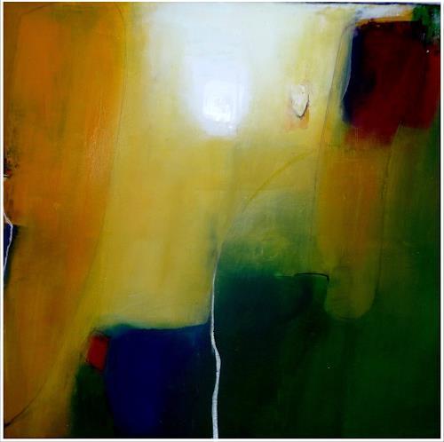maria kammerer, Die Mitte des Lebens!, Abstract art, Abstract Art
