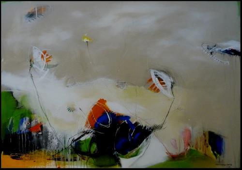 maria kammerer, Lass uns wachsen, Abstract art, Abstract Art, Expressionism