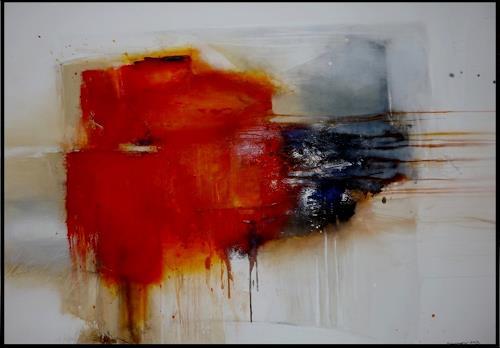maria kammerer, Bodenständig!, Abstract art, Abstract Art
