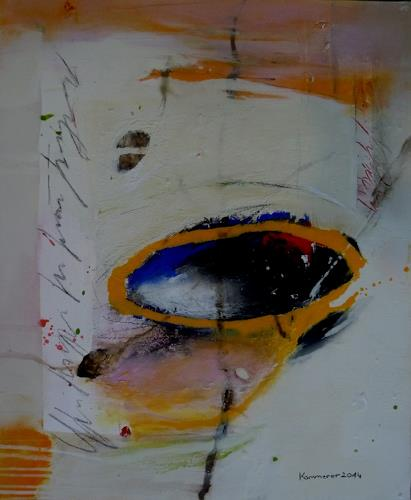 maria kammerer, Mut zur Tiefe!, Abstract art, Abstract Art, Expressionism