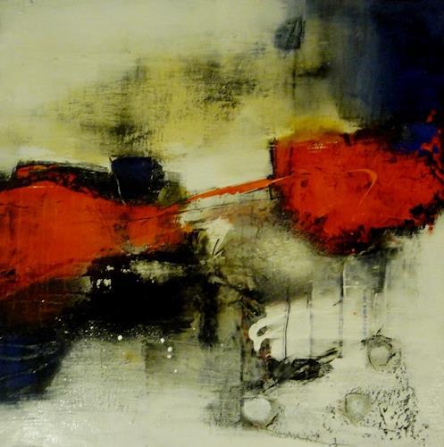 maria kammerer, Wenn Dir jemand Steine in den Weg legt, lache Ihn an und lege sie nicht zurück, Abstract art, Abstract Art, Expressionism