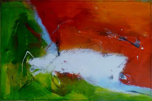 maria kammerer, Lebe Deinen Traum!, Abstract art, Abstract Art