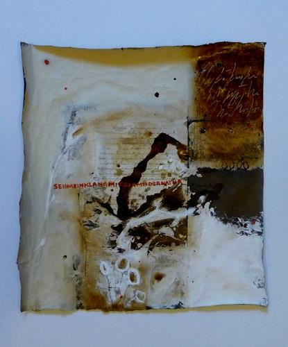 maria kammerer, Menü des Tages 13, Abstract art, Abstract Art