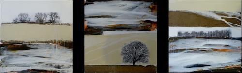 maria kammerer, In der Ruhe liegt die Kraft!, Abstract art, Abstract Art