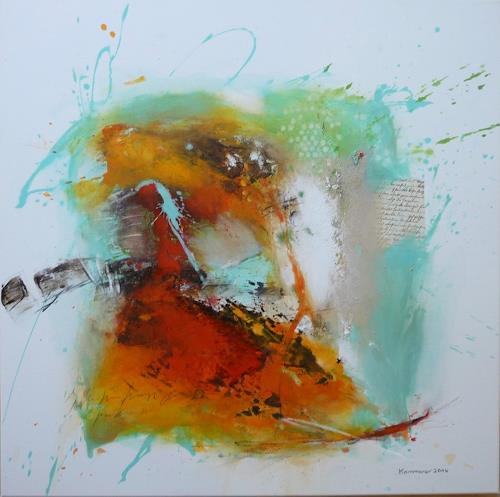 maria kammerer, Herzschlag!, Abstract art, Abstract Art, Expressionism