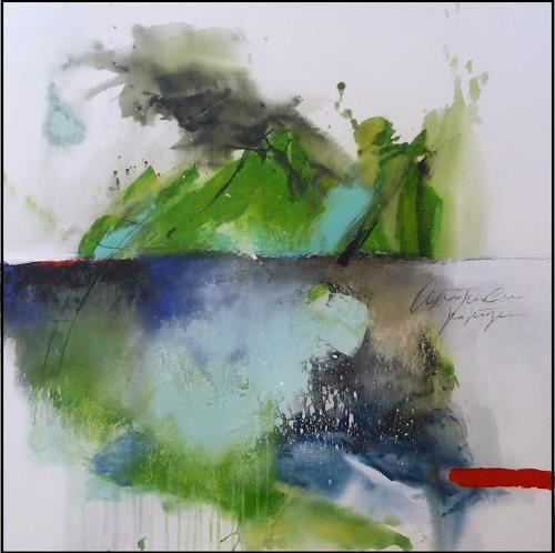 maria kammerer, Wundervolles Leben!, Abstract art, Expressionism