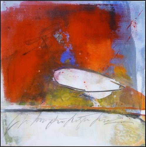 maria kammerer, Was für ein schöner Tag!, Abstract art, Abstract Art, Expressionism