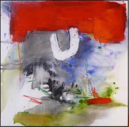 maria kammerer, Was für ein schöner Tag 2!, Abstract art, Abstract Art