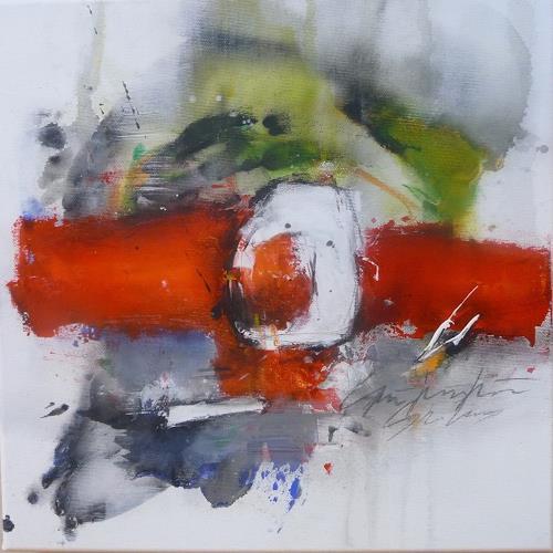 maria kammerer, Was für ein schöner Tag 3!, Emotions, Abstract Art