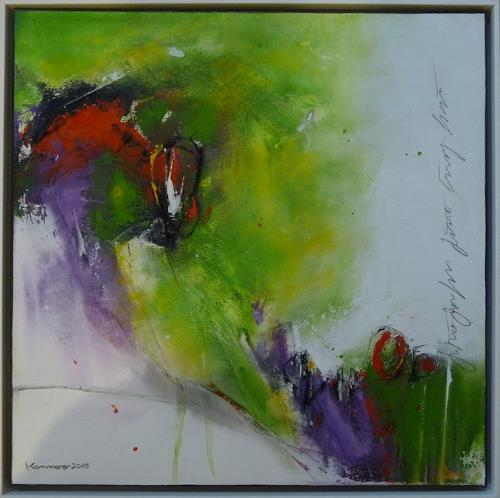 maria kammerer, Friede!, Emotions, Abstract Art, Expressionism