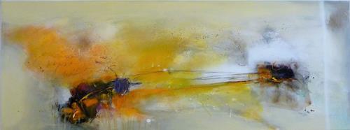 maria kammerer, Kein Weg ist zu weit.....!, Abstract art, Abstract Art