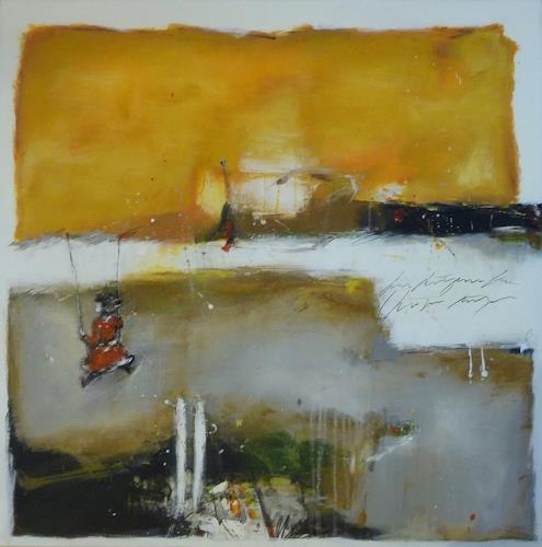 maria kammerer, In vollen Zügen!, Abstract art, Contemporary Art, Expressionism