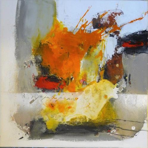 maria kammerer, Sonne über mir!, Abstract art, Abstract Art