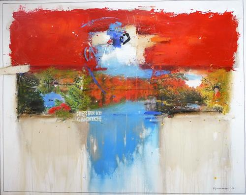 maria kammerer, Kanada!, Landscapes, Abstract Art