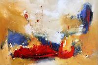 maria-kammerer-Landscapes-Spring-Plants-Flowers-Modern-Age-Abstract-Art