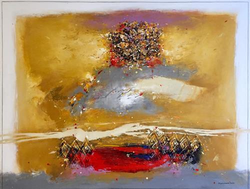 maria kammerer, Verzaubert!, Abstract art, Abstract Art