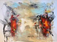 maria-kammerer-People-Group-Modern-Age-Abstract-Art