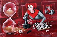 Ela-Nowak-Game-Fantasy-Contemporary-Art-Post-Surrealism