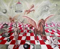 Ela-Nowak-Fantasy-Mythology-Contemporary-Art-Post-Surrealism