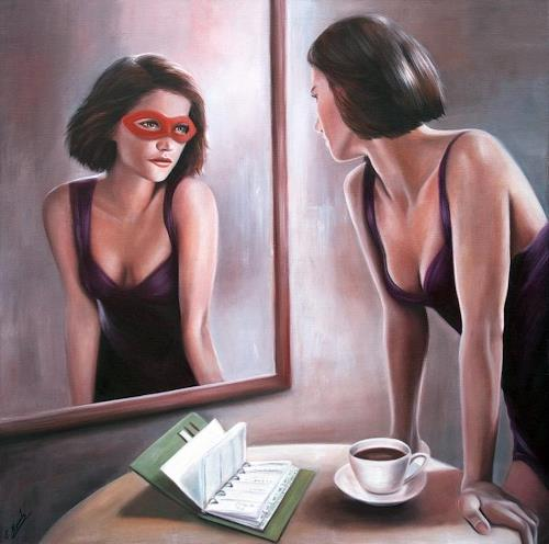 Ela Nowak, Das zweite Ich, People: Women, Miscellaneous Emotions, Neo-Classicism