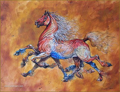 Sascha Lunyakov, Equus-DP-(duodenipedis), Miscellaneous Animals, Fantasy