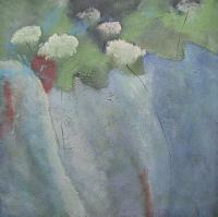 R. Roth, Blumen im Wind