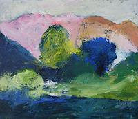 Ruth-Roth-Miscellaneous-Landscapes-Nature-Miscellaneous-Modern-Age-Expressionism