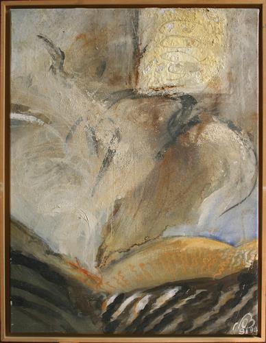 Reimund O. Boderke, Kahlgeweht, Abstract art, Contemporary Art