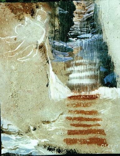 Reimund O. Boderke, Der Weg des Wassers, Miscellaneous, Nature: Water, Contemporary Art
