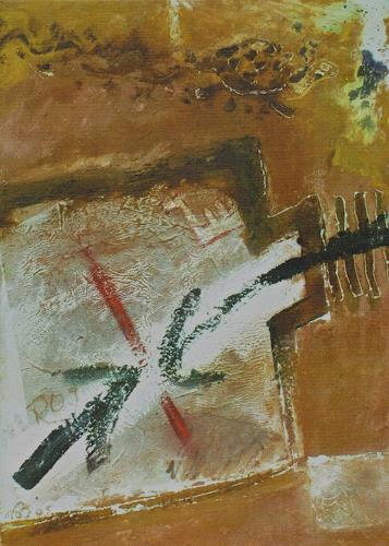 Reimund O. Boderke, Dynamik der Schildkröte, Miscellaneous, Contemporary Art