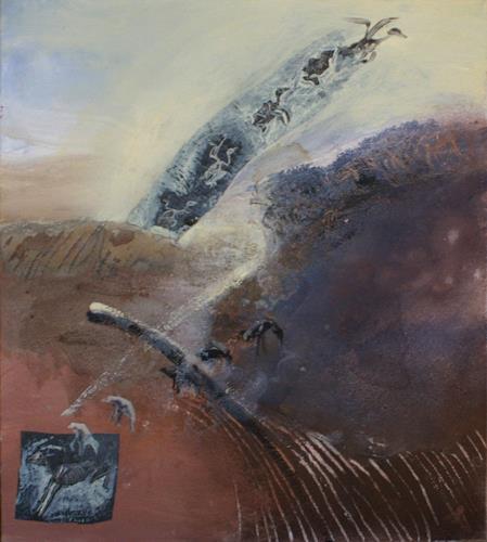 Reimund O. Boderke, Vögleins Genesis, Miscellaneous, Contemporary Art