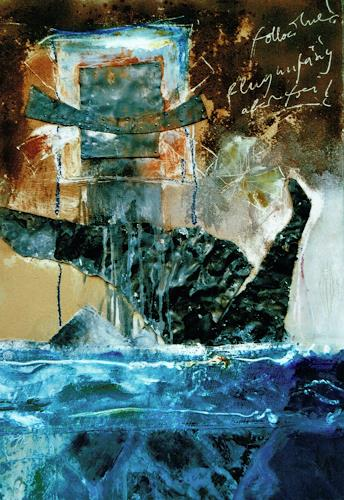 Reimund O. Boderke, Follow me - flugunfähig aber frei, Miscellaneous, Contemporary Art