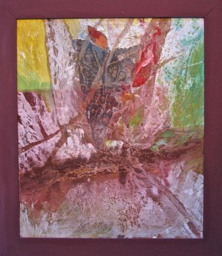 Reimund O. Boderke, Respekt vor der Natur, Abstract art, Nature: Miscellaneous, Contemporary Art