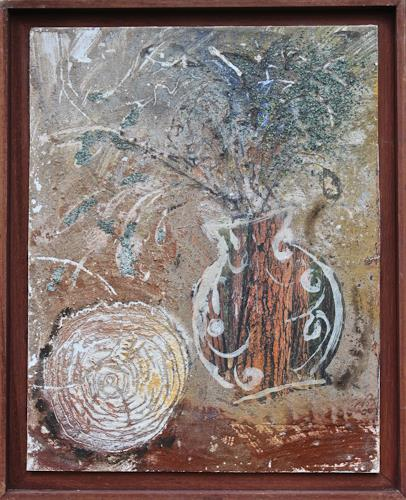 Reimund O. Boderke, Rindenvase, Miscellaneous, Times, Contemporary Art