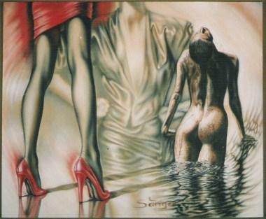 Art by Peter Sänger