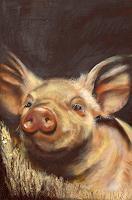 Marika-Korzen-Animals-Land-Miscellaneous-Animals-Modern-Age-Concrete-Art