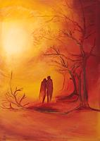 Marika-Korzen-People-Couples-Emotions-Love-Modern-Age-Concrete-Art