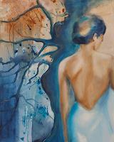 Marika-Korzen-Erotic-motifs-Female-nudes-People-Women-Modern-Age-Concrete-Art