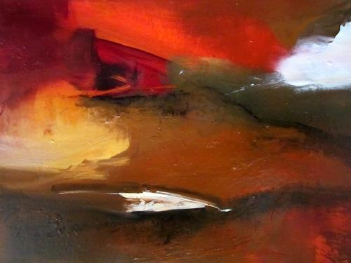 Silvia Sailer, Twins II, Abstract art, Miscellaneous Landscapes, Abstract Art
