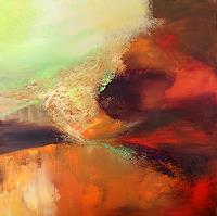 Silvia-Sailer-Abstract-art-Nature-Miscellaneous-Contemporary-Art-Contemporary-Art