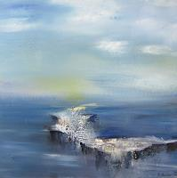 Silvia-Sailer-Nature-Water-Landscapes-Winter-Contemporary-Art-Contemporary-Art